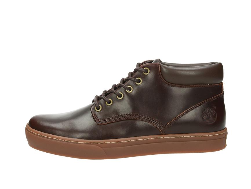 3e2e5b7add9 Timberland pánská pohodlná kotníková obuv - hnědá ...