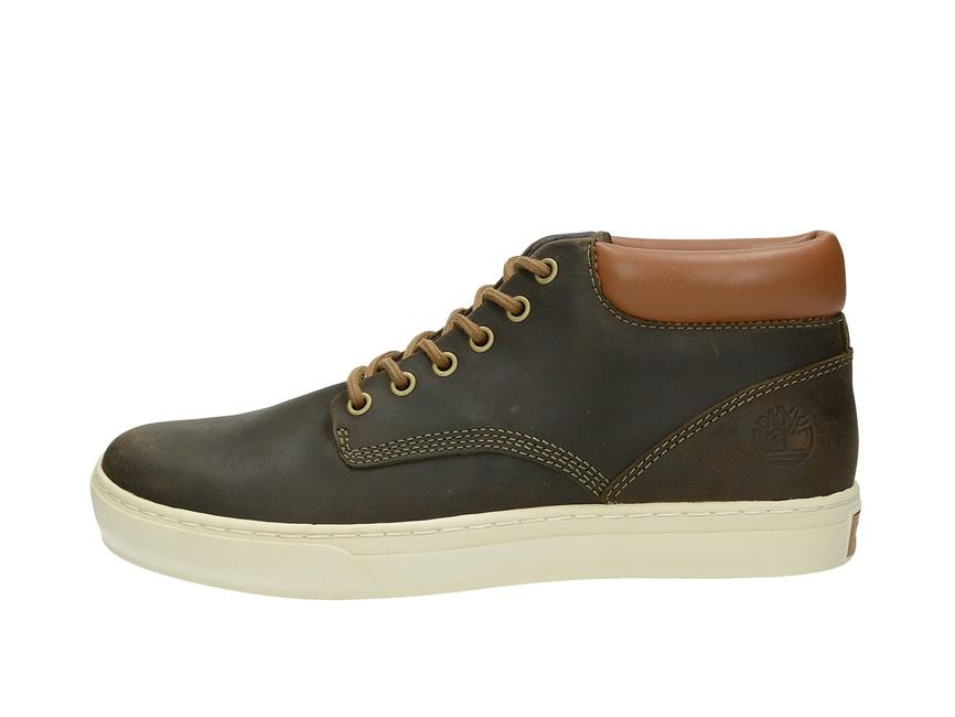 a3a533de2c8 Timberland pánská stylová kotníková obuv - hnědá Timberland pánská stylová  kotníková obuv - hnědá ...