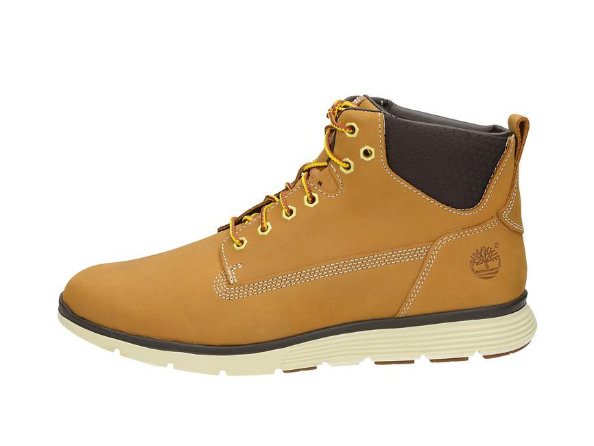 d1361ea2eb5 Timberland pánská stylová kotníková obuv - koňaková Timberland pánská  stylová kotníková obuv - koňaková ...