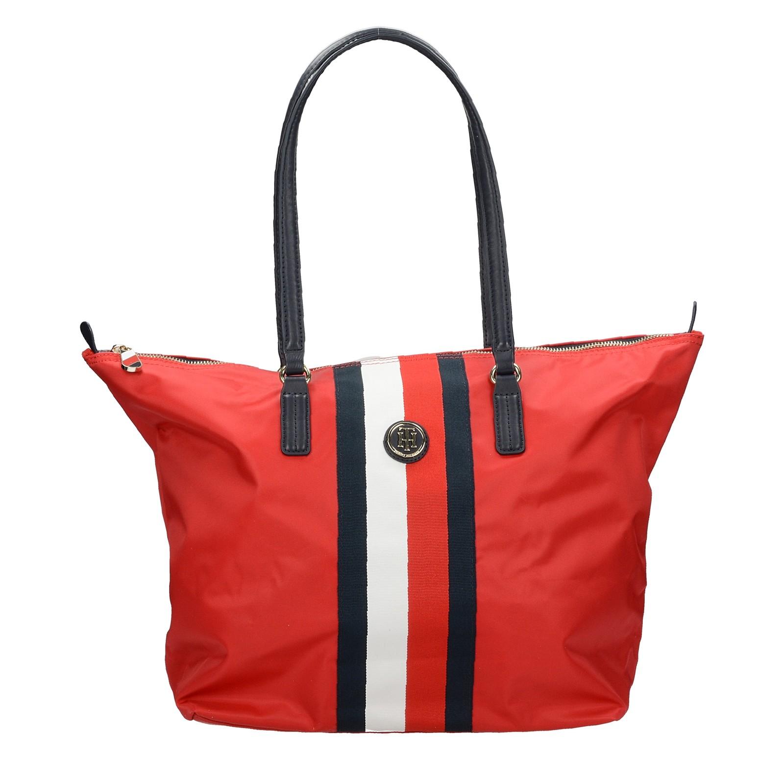 Tommy Hilfiger dámská stylová kabelka - červená
